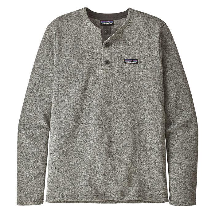 Men's Better Sweater® Henley Pullover Top