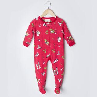Babies' [6-24M] Arborist Vintage Sesame Street One-Piece Pajama