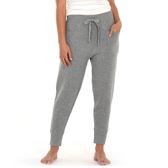 Pantalon de jogging en tricot Debra pour femmes