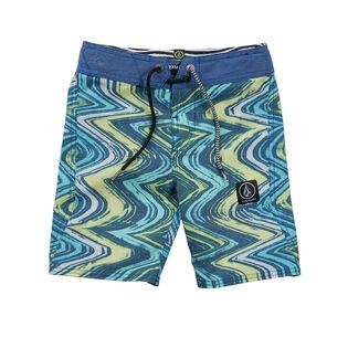 Short de surf Lo FI pour garçons [3-7]