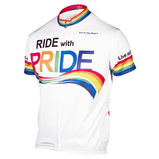 Women's Pride Cycling Jersey