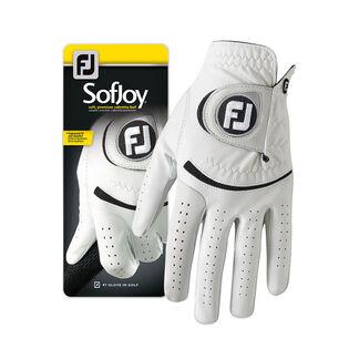 SofJOy® Leather Glove