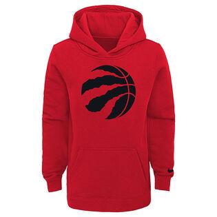 Chandail à capuchon Toronto Raptors Nike Essential pour garçons [4-7]