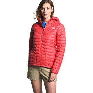 Veste à capuchon ThermoBall™ Eco pour femmes