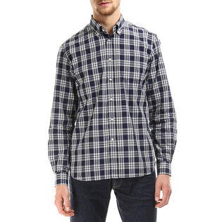 Men's Cotton Check Shirt