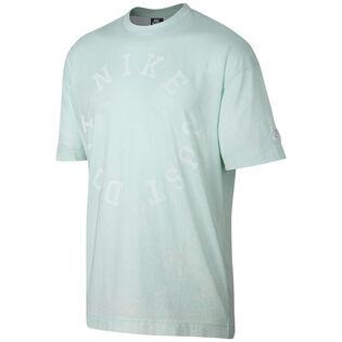 T-shirt délavé vintage pour hommes