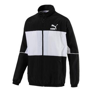 Men's Retro Track Jacket