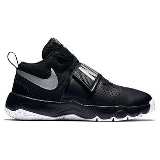 Juniors' [3.5-7] Team Hustle D 8 Basketball Shoe