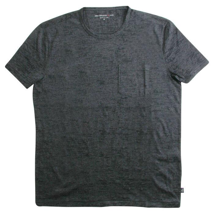 T-shirt Burnout pour hommes