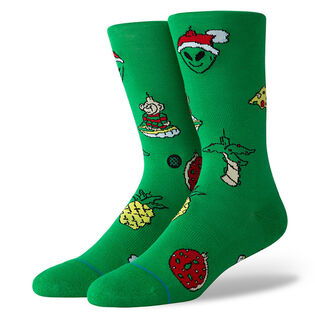 Unisex Christmas Ornaments Sock