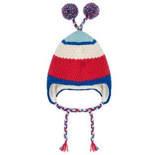 Chapeau en tricot Alpine Retro pour filles [2-6]