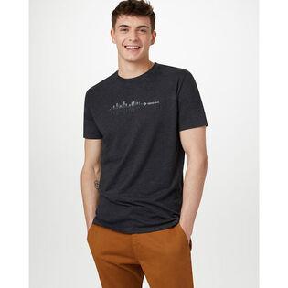 Men's Sound Wave Classic T-Shirt