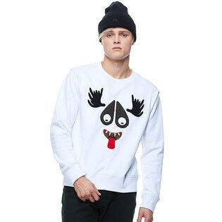 Men's Moose Haha Sweatshirt