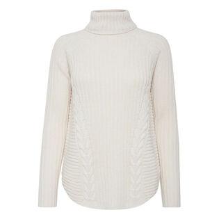 Women's Naja Roll Neck Sweater