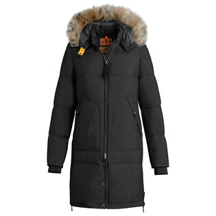 Women's Light Long Bear Coat