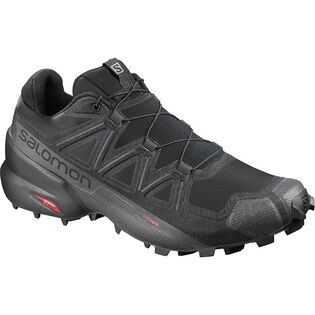Men's Speedcross 5 Trail Running Shoe (Wide)