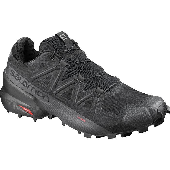 Men's Speedcross 5 Trail Running Shoe (Wide)