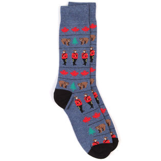 Men's Mountie Crew Sock