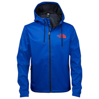 Men's Novelty Rain Shell Jacket