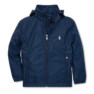 Boys' [2-4] Hooded Jacket