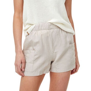 Women's Linen Offshore Short