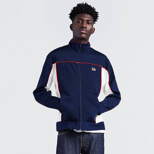 Men's Retro Track Jacket