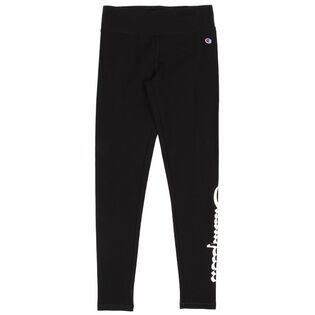 Junior Girls' [7-16] Retro Logo Legging