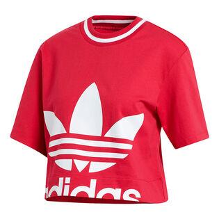 Women's Cropped Logo T-Shirt