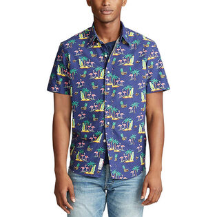 Men's Classic Fit Tropical Shirt