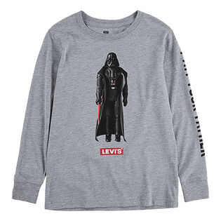 Boys' [4-7] Star Wars™ Darth Vader Long Sleeve T-Shirt