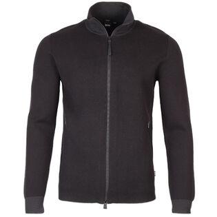 Men's Galberto Full-Zip Sweater