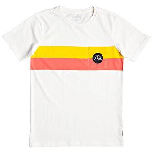 Junior Boys' [8-16] Season Stripe Pocket T-Shirt