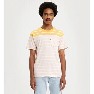 T-shirt Sunset Pocket pour hommes