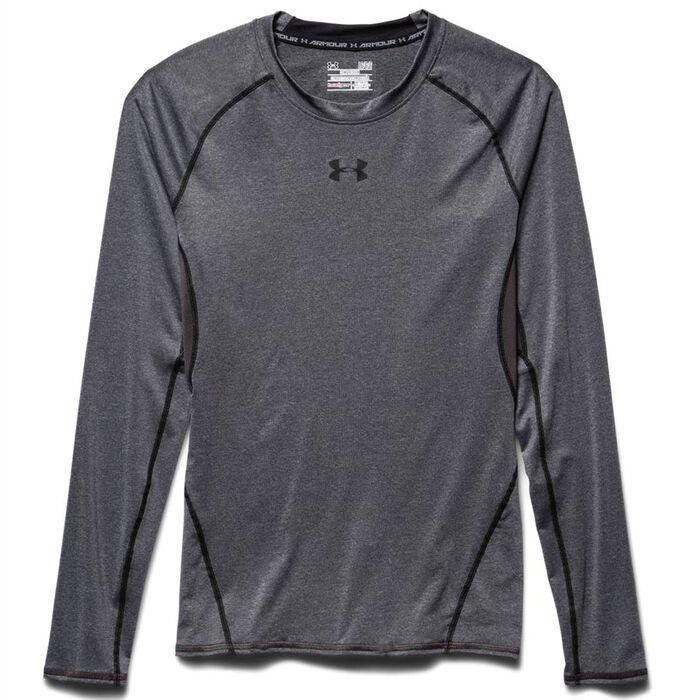 Men's HeatGear® Armour Long Sleeve Compression Top