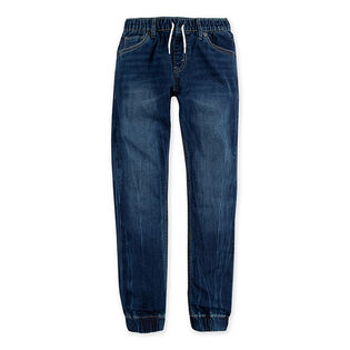 Junior Boys' [8-16] Denim Jogger Pant