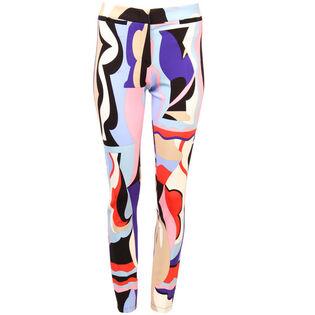 Women's Vallauris Printed Skinny Pant
