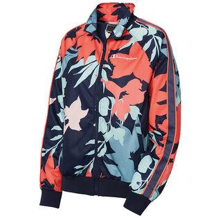 Women's Pattern Track Jacket