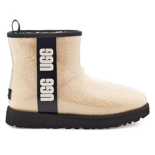 Women's Classic Clear Mini Boot