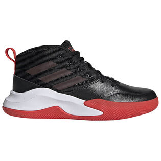 Juniors' [1-7] Own The Game Wide Basketball Shoe