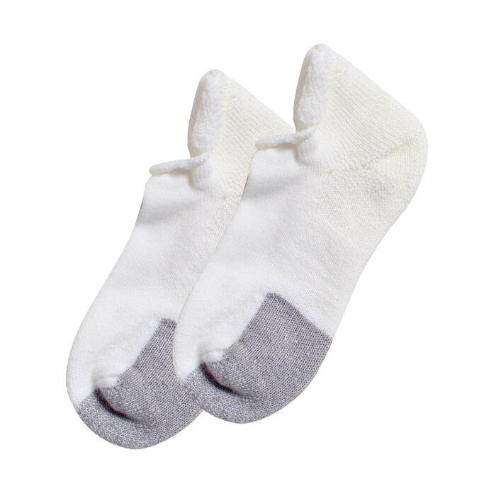 Chaussettes à bordure roulée pour femmes