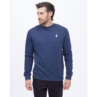 Men's Golden Spruce Crew Sweatshirt