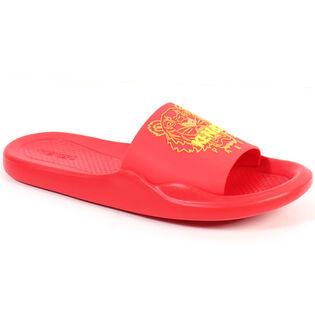 Women's Tiger Pool Slide Sandal