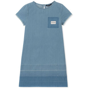Robe Chambray pour filles juniors [8-16]