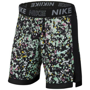 Junior Girls' [7-16] Mesh Training Short