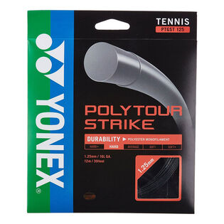 Polytour Strike 16LG Tennis String