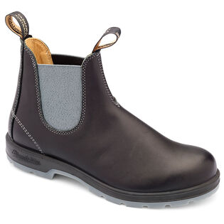 #1452 The Leather Lined Boot In Heritage Black