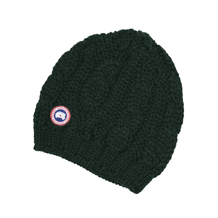 Unisex Chunky Cable Knit Beanie