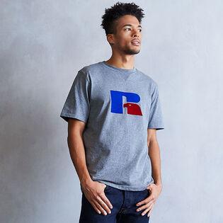Men's Heritage Flock Graphic T-Shirt