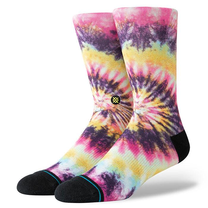 Men's Saturn Rainbow Sock
