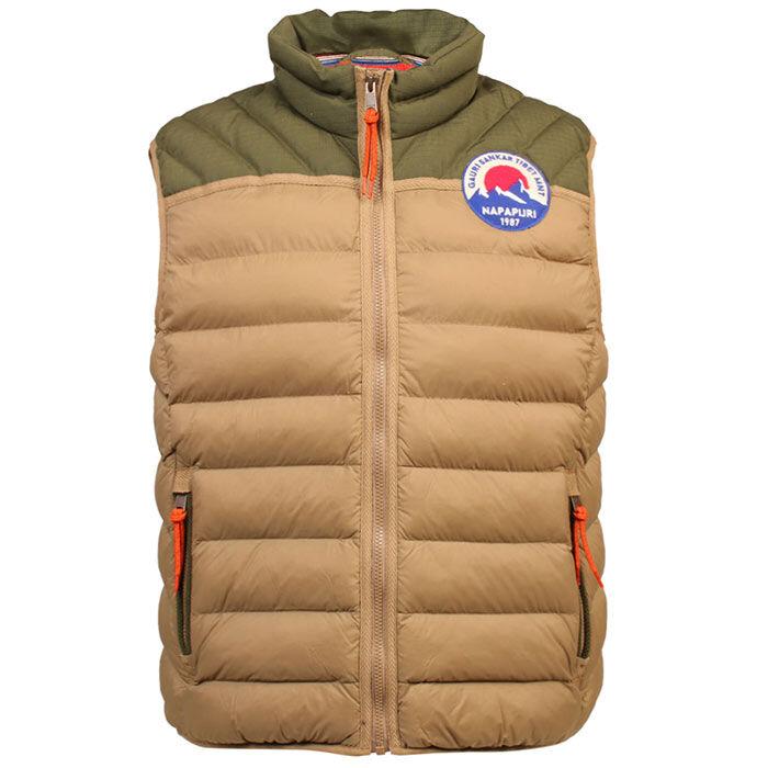 250676f5bb9 Men's Articage Vest | Napapijri | Sporting Life Online